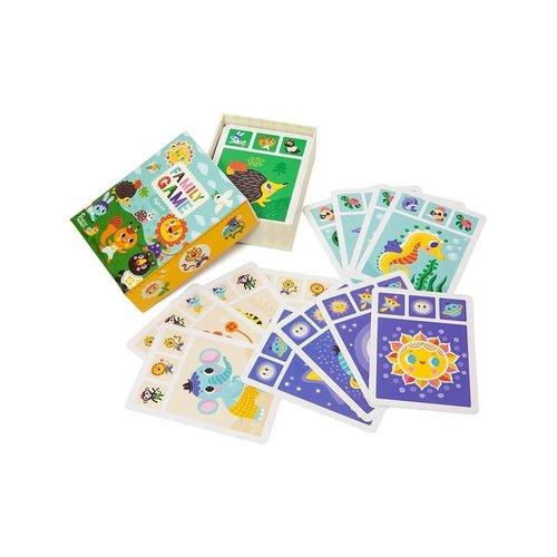 Kwartet family game