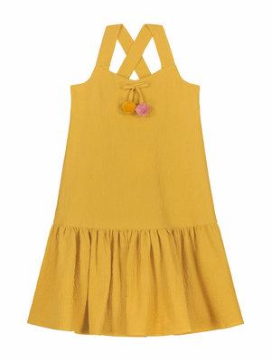 Charlie petite Dress yellow