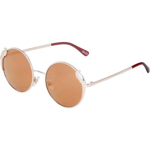 Molo Summertime gold zonnebril