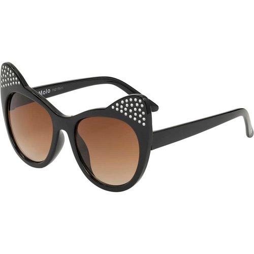 Molo Sherlyn black zonnebril