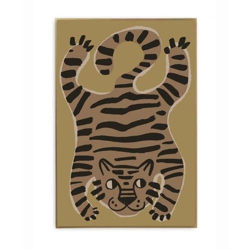 Studio loco Poster Leo Leo lionrug