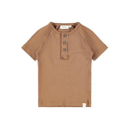 Lil' Atelier Tshirt Isak partridge