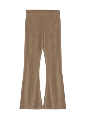 ammehoela Liv Lead grey MOM  flared pants
