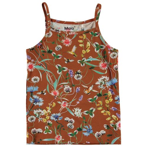 Molo Janice wildflowers hemdje