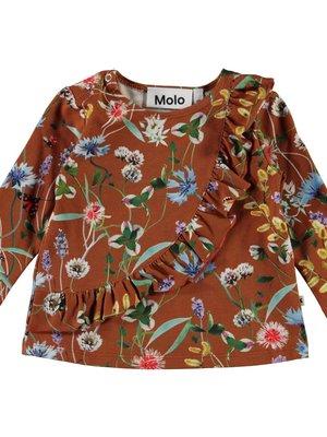 Molo Evelyn wildflowers longsleeve