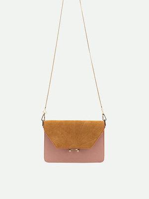 Sticky sis club shoulder bag   coloré   dusty pink