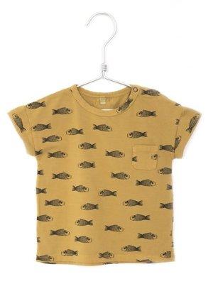 Tshirt short sleeve FISHES