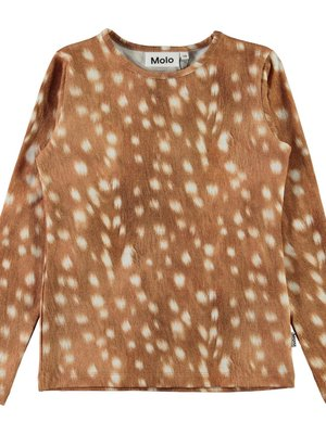 Molo ROSE BABY FAWNS  LONGSLEEVES