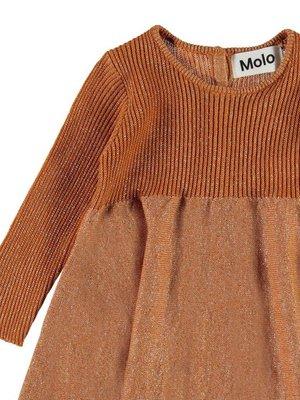 Molo Cass deer jurk