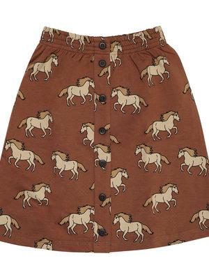 CarlijnQ Wild Horse - skirt with buttons