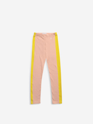 Bobo choses Yellow Stripes leggings