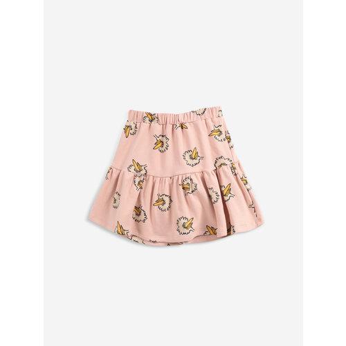 Bobo choses Birdie All Over fleece skirt