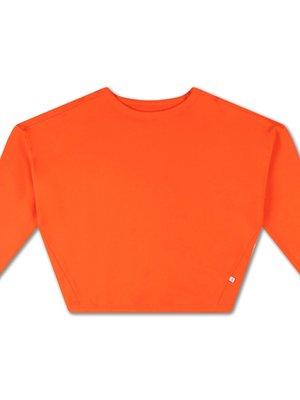 Repose AMS Boxy Sweater Spicy Orange