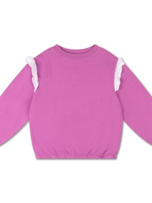 Repose AMS Belle Sweater Spicy Orchid