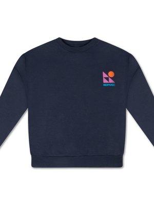 Repose AMS Crewneck sweater dark night blue