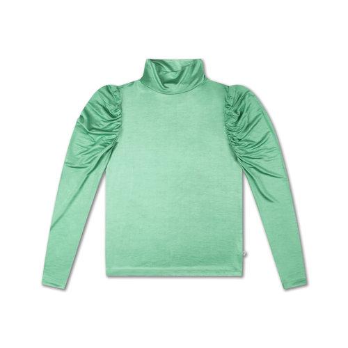 Repose AMS Turtle neck magic green shine