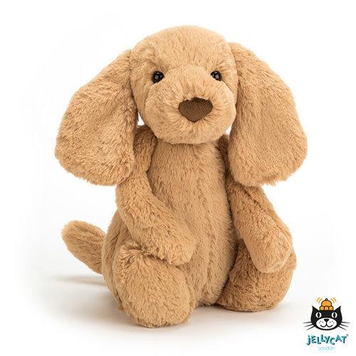 jellycat Bashful Toffee Puppy Small