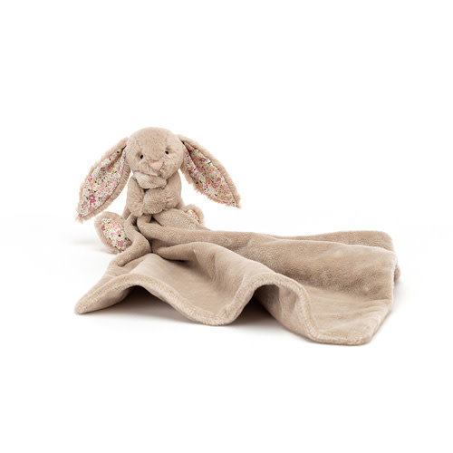 jellycat Blossom Bea Beige Bunny Soother