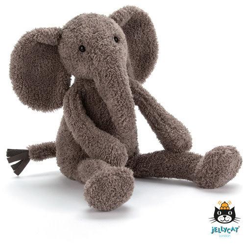 jellycat Slackajack Elephant Small 33cm