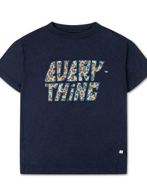 Repose AMS Tee shirt dark night blue