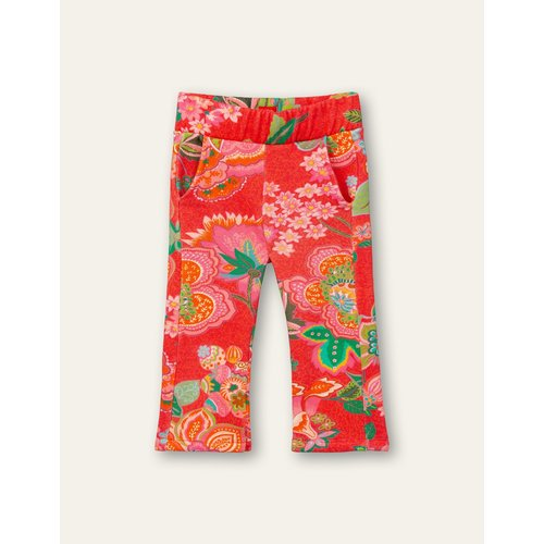 oilily Pina sweat pants 20 AOP Vintage flower red