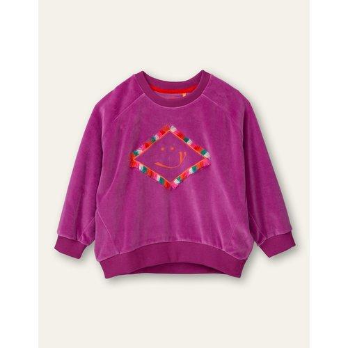 oilily Hogo sweater 43 Nicky velvet  LilAC