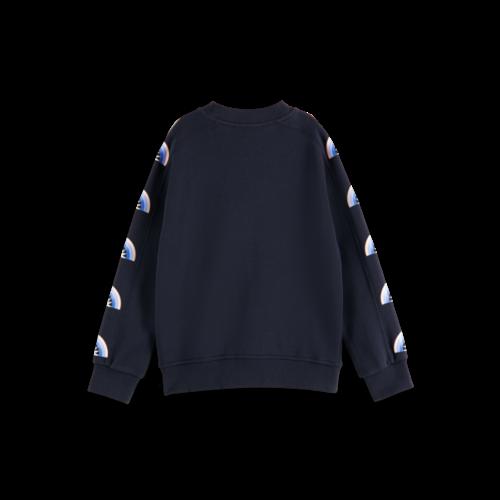 Scotch & Soda Loose fit artwork sweatshirt 162600