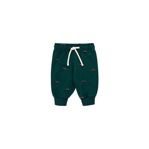Tiny cottons ANTS BABY SWEATPANT  stormy blue/ink blue