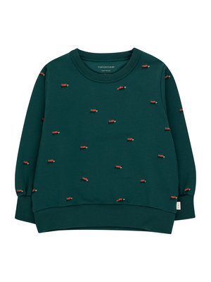 Tiny cottons ANTS SWEATSHIRT  stormy blue/ink blue