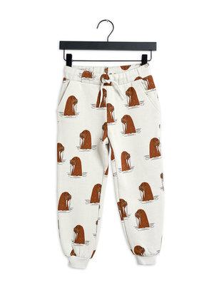 Mini rodini Walrus aop sweatpants
