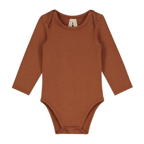 Gray label Baby L/S Onesie autumn romper