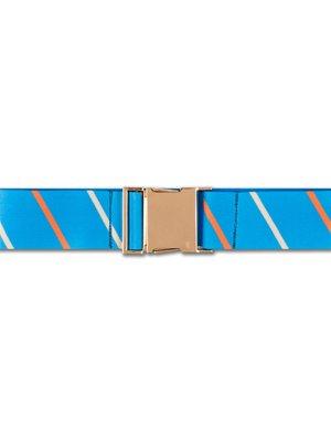 Repose AMS Belt belt, brilliant diagonal stripe