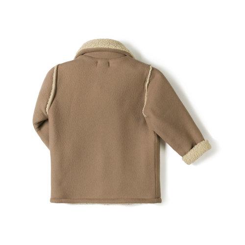 Nixnut Bicker jacket Choco