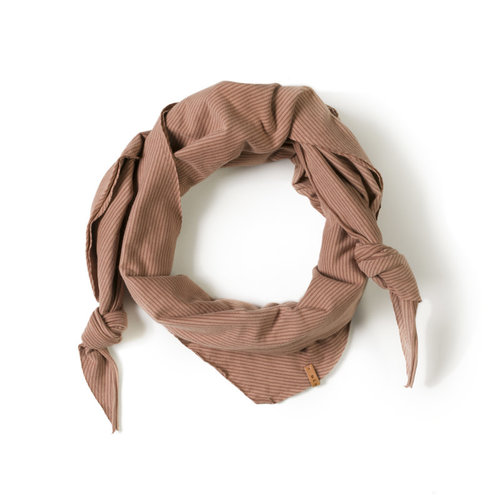 Nixnut Triangle scarf Stripe Jam