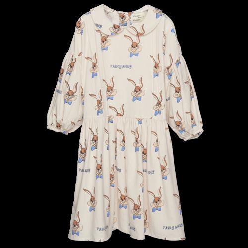 Wander & Wonder Abigail Dress ecru bunny