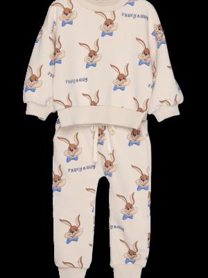 Wander & Wonder Baby sweatshirt bunny