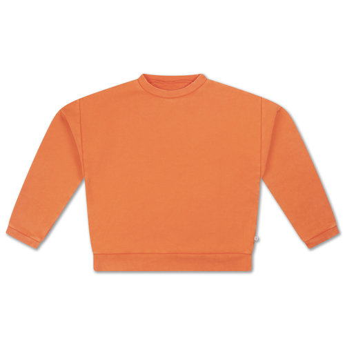 Repose AMS Crewneck washed firy red