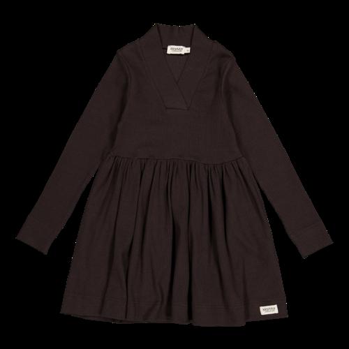 MarMAr CPH Dress dark chocolate