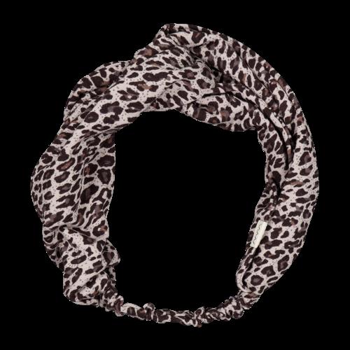 MarMAr CPH Anika Leopard haarband Airy Purple Leo