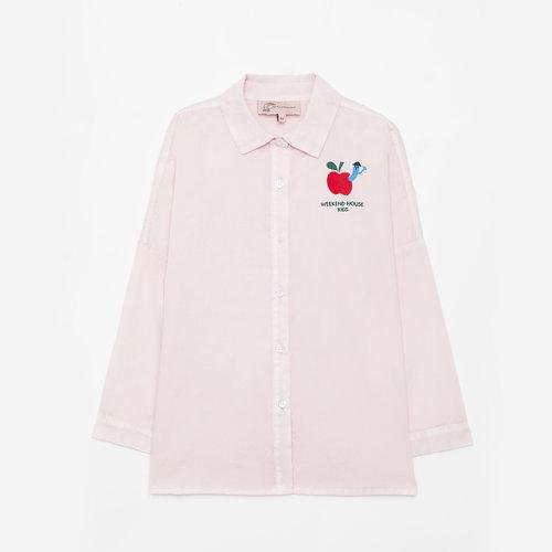 weekend house kids Apple shirt