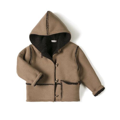 Nixnut Winter jacket Choco