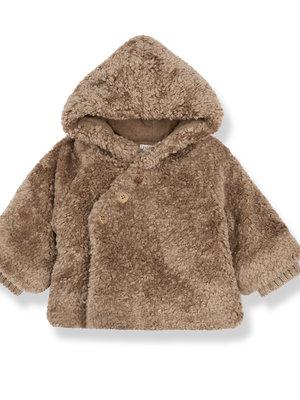 1+ in the family FLORA coat beige