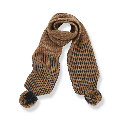 1+ in the family JUDE scarf charcoal