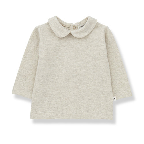 1+ in the family ANGELICA blouse alabaster