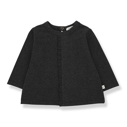 1+ in the family DALIA girly t-shirt charcoal