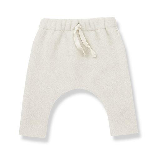 1+ in the family SALVI pants ecru