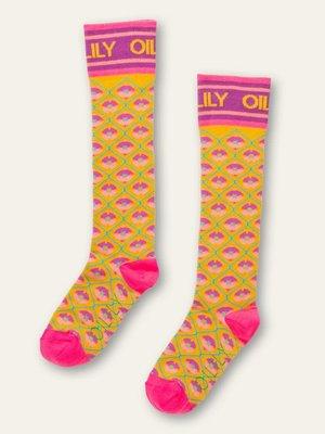oilily Manola knee socks