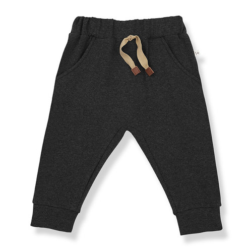 1+ in the family GREGORI pants charcoal