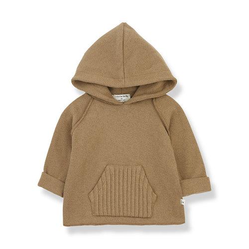 1+ in the family Leandre brandy hoodie