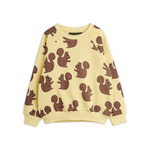 Mini rodini Squirrel aop sweatshirt